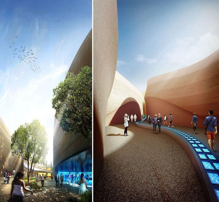 【2015 米蘭世博】再掀建築大戰,諾曼福斯特帶你走進阿聯館的中東「絲路」|MOT/TIMES 線上誌