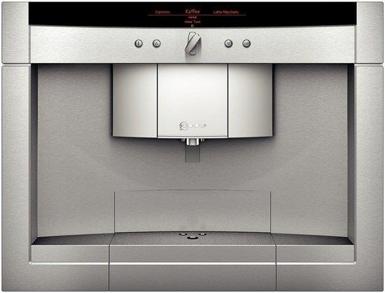 Neff edelstahl espressomachinen und kaffeevollautomaten · kaffeemaschinegenussedelstahlkochgeräteküchengeräteküchentasse