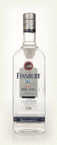 Finsbury 47 Platinum Gin | English Gins | English gin, Gin ...