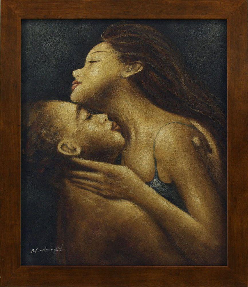 Mature Passionate Love Making