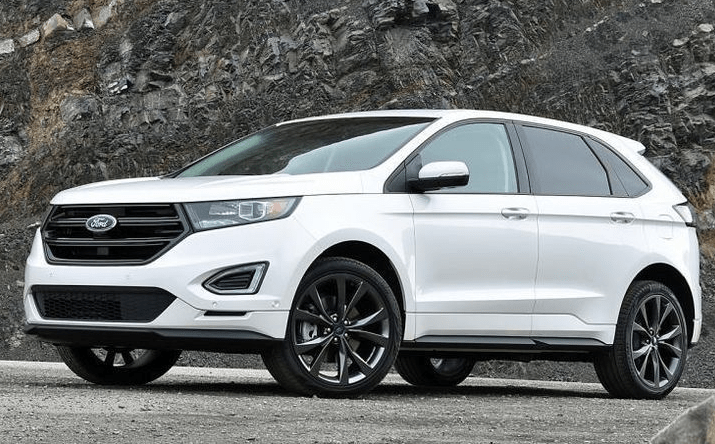 2021 Ford Edge St Rumors Concept And Review Ford Edge Ford Edge Sport Ford Suv