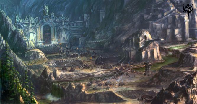 Ralin Dwarven Dungeon T