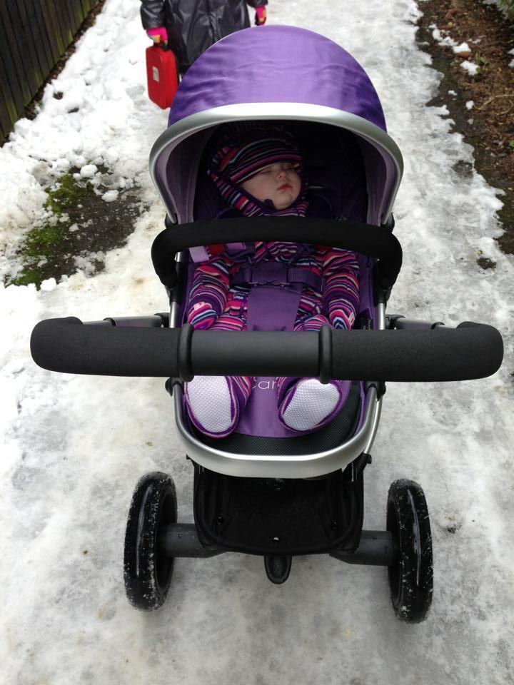 23++ Best double stroller for snow ideas
