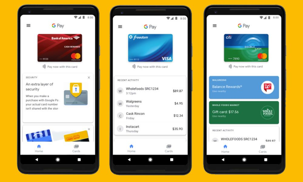 How To Add Money In Google Pay App