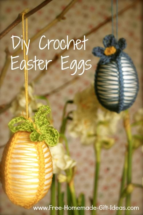 Homemade easter gift ideas elegant lace cord easter eggs and so homemade easter gift ideas elegant lace cord easter eggs and so many more easter negle Image collections