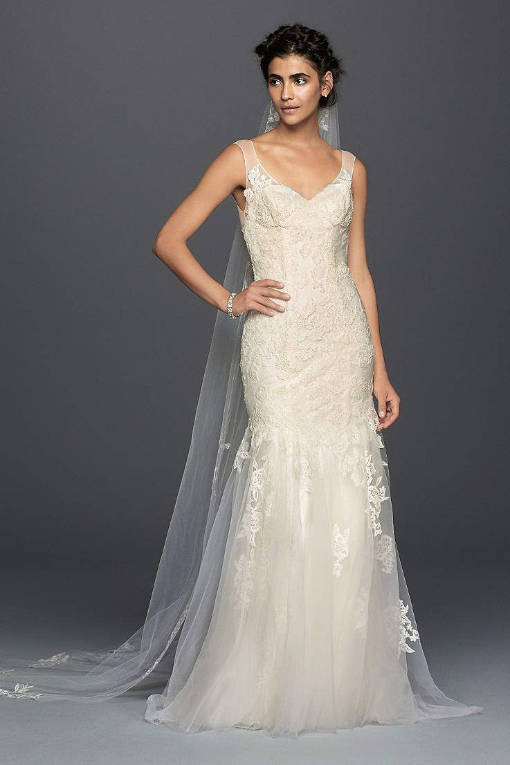 Davidus bridal offers a unique selection of vintage wedding dresses