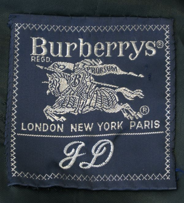 Vintage Fashion Guild Label Resource Burberrys Vintage Guide Vintage Fashion Labels