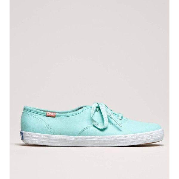 Zapatos plateado vintage Keds infantiles eT7l4