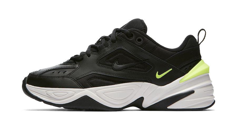 89aaea89f44a4b Nike M2K Tekno Release Date Black
