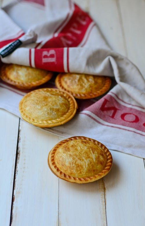 From My Lemony Kitchen Satay Pie And Bell Rapids Hand Pies Savory Mini Pie Recipes Pies Maker