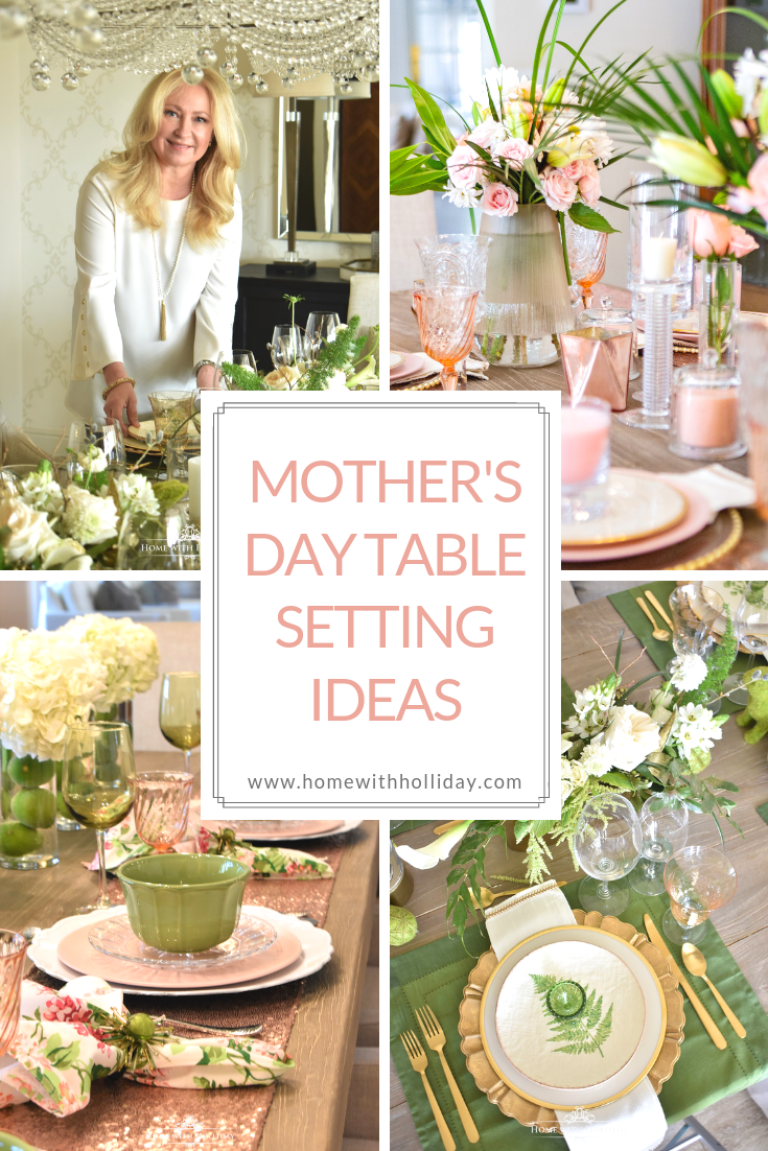 Mother S Day Table Setting Ideas And Gift Guides Mothers Day