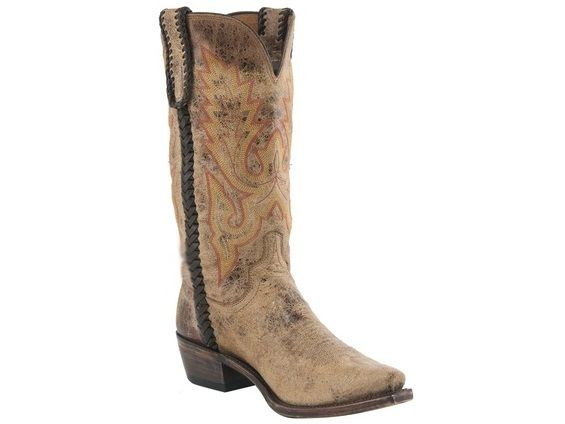 b059fc713d3 Shop New Lucchese M2612.54 Jesse Mens Distressed Calf Leather ...