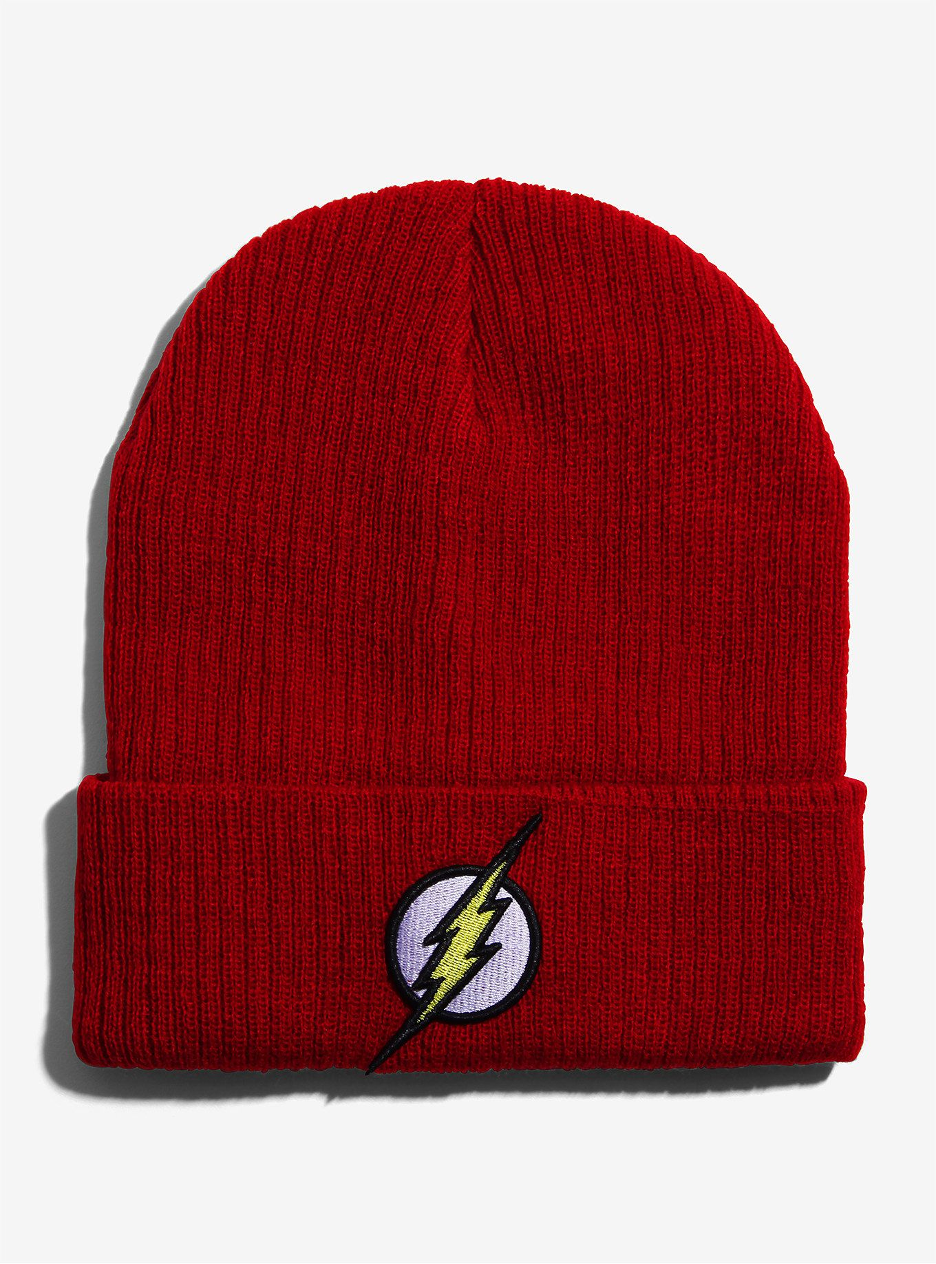 e46f576564d DC Comics The Flash Logo Beanie