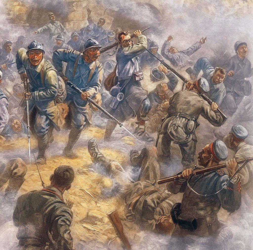 Battle of verdun ww1 war art pinterest wwi battle of verdun publicscrutiny Image collections