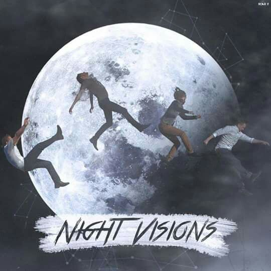 Wallpaper Night Visions Imagine DragonsNight