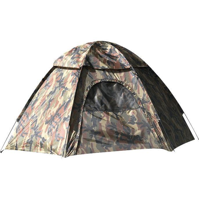 Camo 3-Man Hexagon Dome Tent - Rothco | Dome tent, Tent, Camo