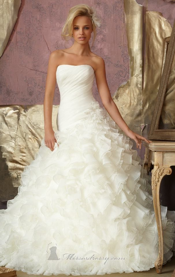 Pictures of nice wedding gowns