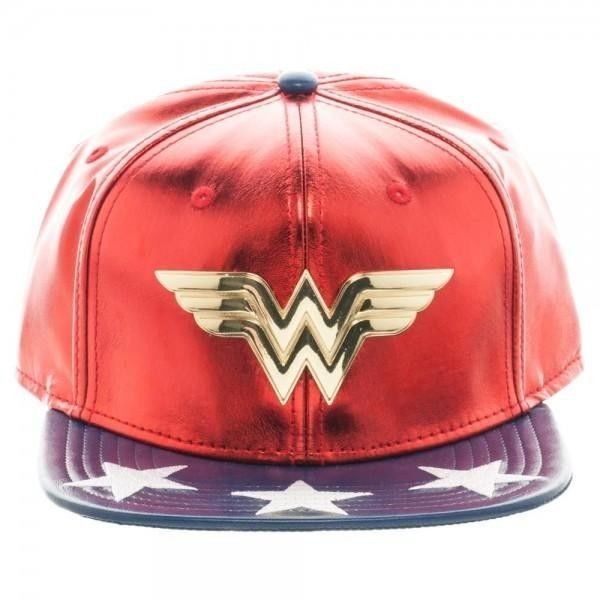 b1b22831098d99 Wonder Woman Embroidered Winged LOGO DC Comic Baseball Hat Cap Snap  Adjustable #fashion #clothing #shoes #accessories #womensaccessories #hats  (ebay link)