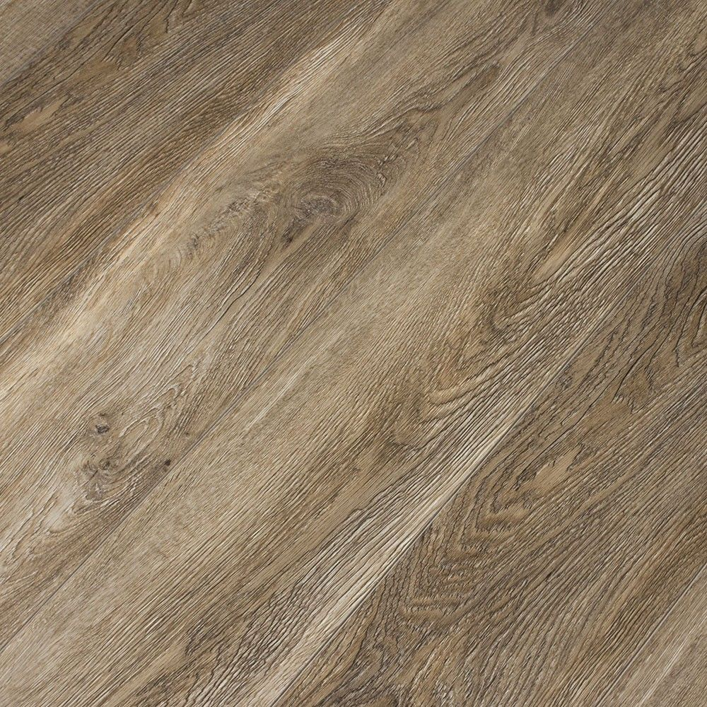 Timeless Designs Millennium Ii Chestnut Milleches Wpc Vinyl Plank Flooring With Attached Pad Is A Stunning Light Brown Floor Exceptional Character