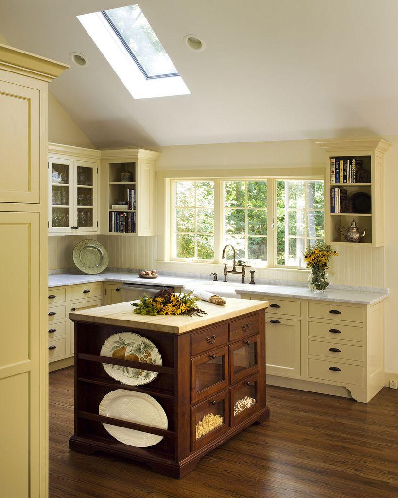 Sunny Kitchen 2 in 2020   Yellow kitchen cabinets, Kitchen ...