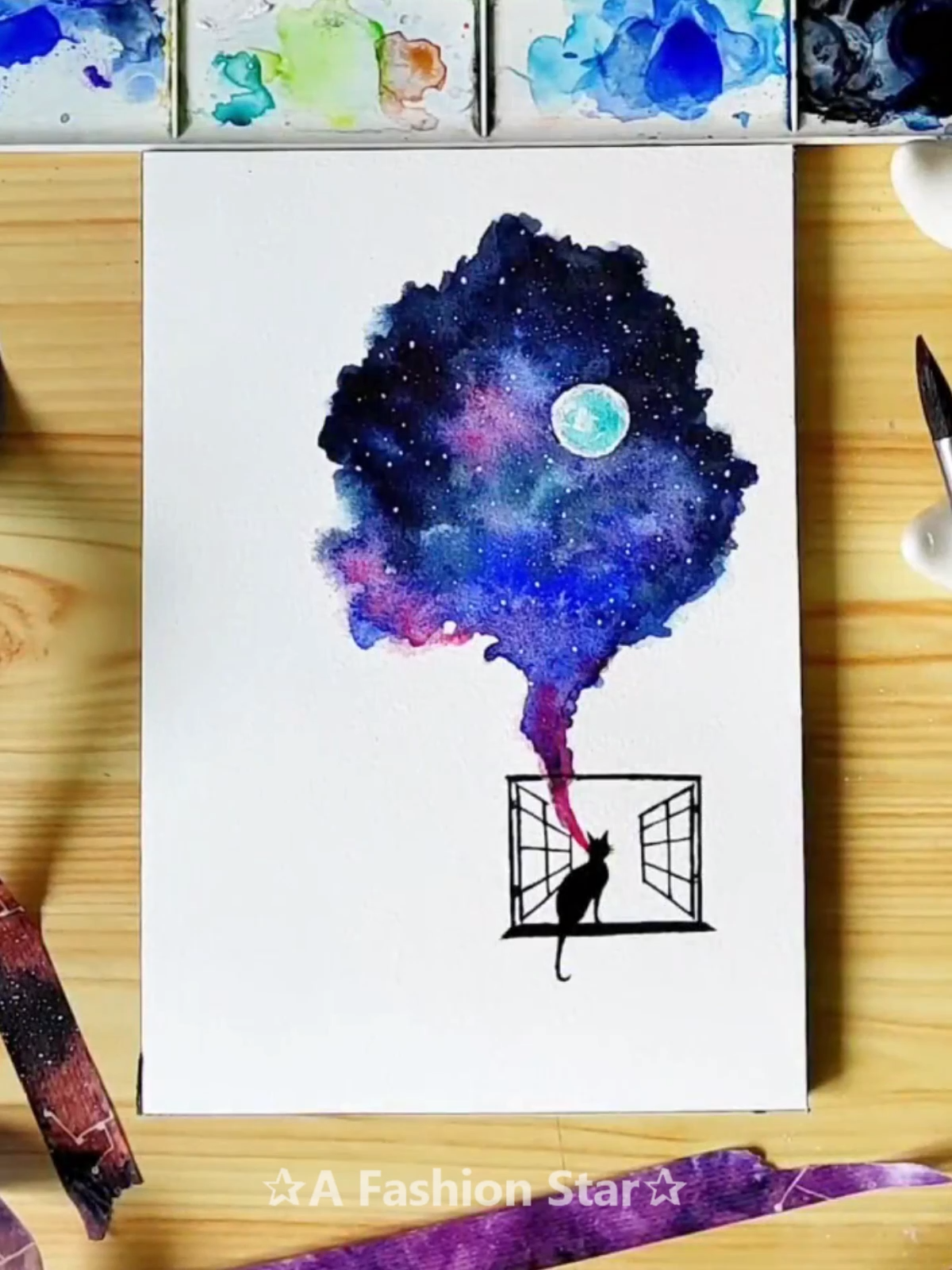 14 Easy And Beautiful Watercolor Painting - Watercolor Painting Ideas For Beginner