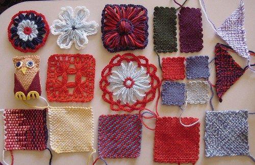 Adjustable Tapestry Loom