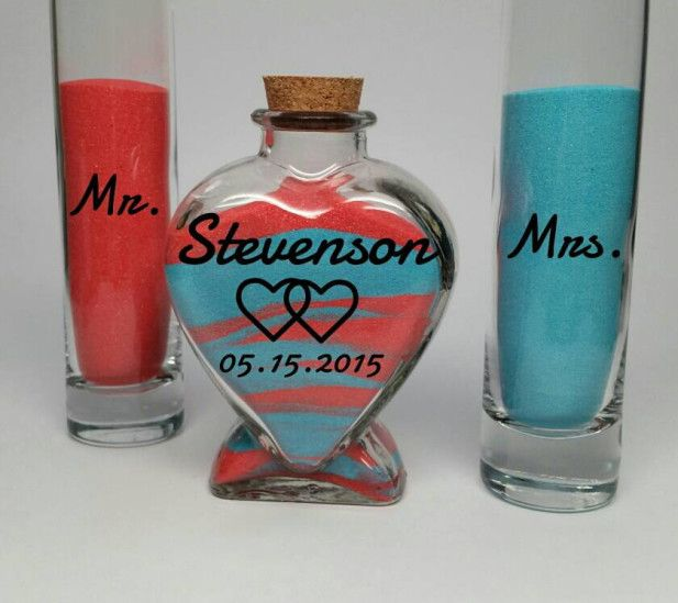 Beach Wedding Candle Ceremony: MHW ♥s Etsy: The Dream Wedding Shop