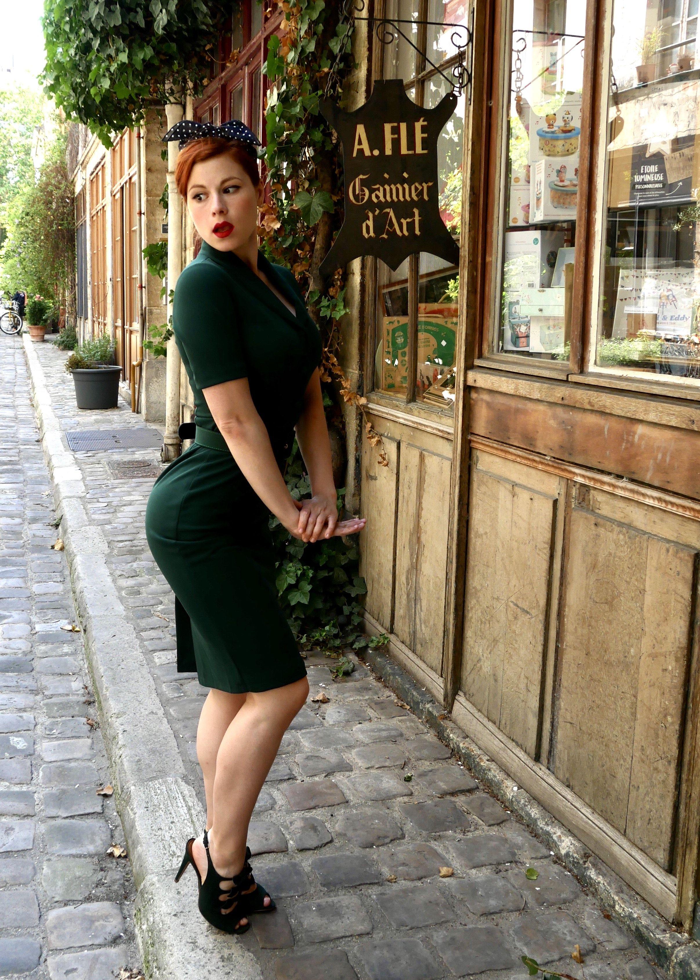 Pin On Vintage Dresses [ 3380 x 2414 Pixel ]