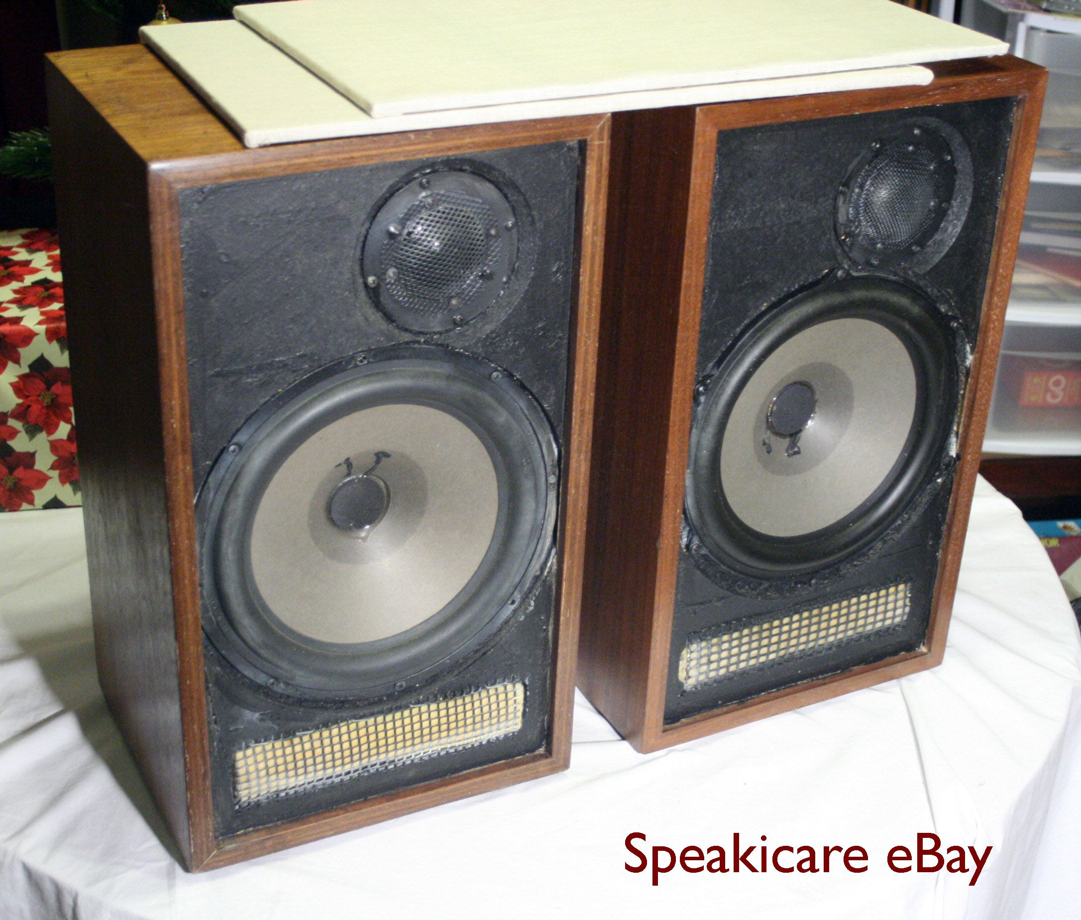 Dynaco A25 Speakers Audio Electronics Loudspeaker