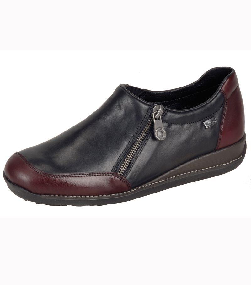 Bogata Zip Casual Shoe by Rieker  43c8c76428