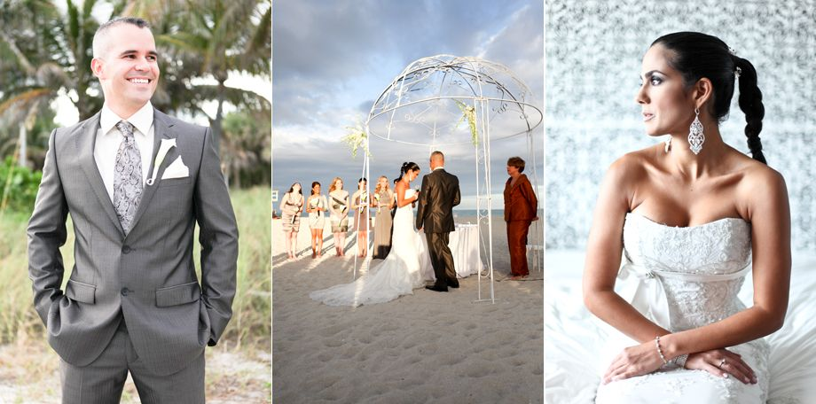 Intimate Miami Beach Wedding In Florida Photography By Small Weddings