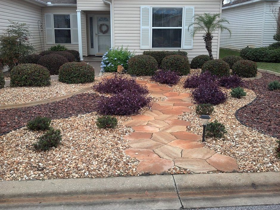 Water friendly front yard yahoo image search results - Drought tolerant front yard landscaping ideas ...