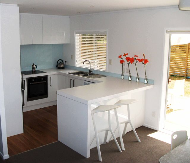 Moda Kitchens U Shape Layout Might Work Kitchen Design Small