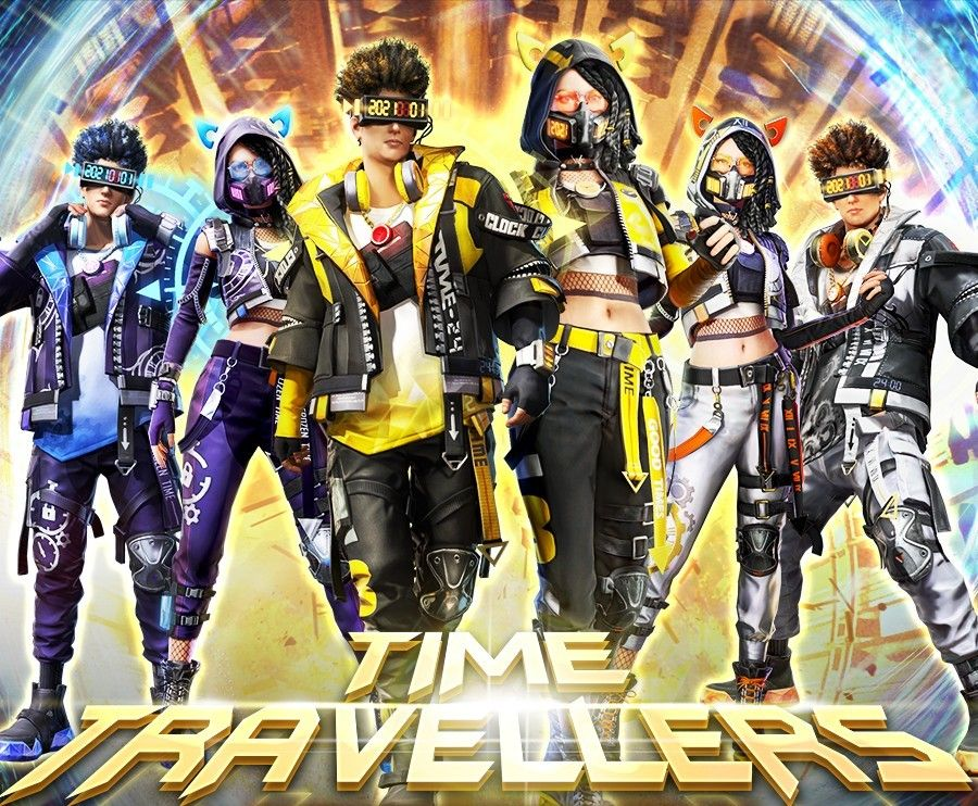 Free Fire Time Travellers Gaming Hd Wallpaper In 2021 New Wallpaper Hd Girl Iphone Wallpaper Photo Logo Design Free fire wallpaper hd laptop