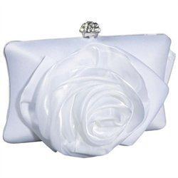 Jessica McClintock Floral Snap Clutch Features Snap Closure Back Interior Slide Pocket Floral Front Detail Removable Chain Strap With 9 Inch Drop Length Price: $68 & FREE Shipping - VIEW MORE INFO HERE: http://www.designerhandbagspurses.net/designer-handbags-are-worth-the-splurge/