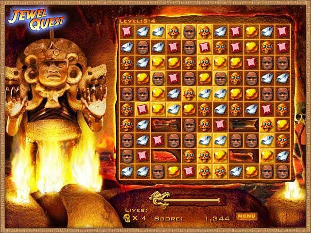 Kostenlos Spielen Jewel Quest 3