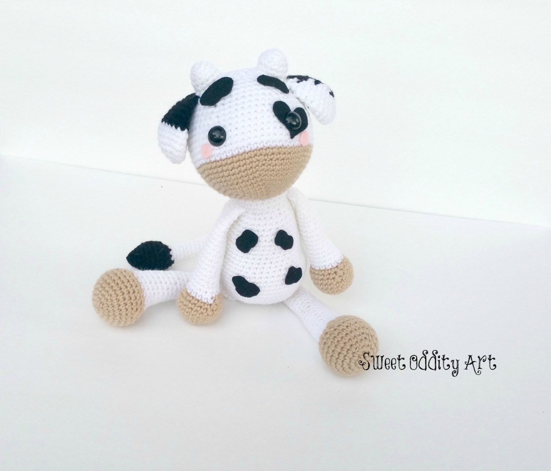 Crochet Cow Pattern Magnificent Ideas