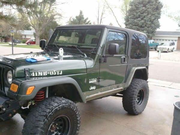 Photos 2005 Jeep Tj Wrangler X Willys Edition For Sale Jeep Tj Willys Jeep