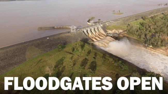 Floodgates Floodgates Open Country Roads Brisbane