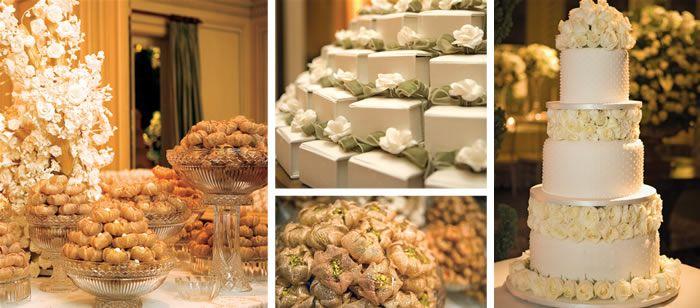 bolo de noiva da Isabella Suplicy