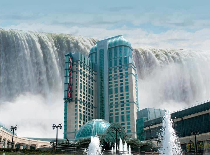 Niagara Falls Casino Hotel Canada Waterfalls Hotels