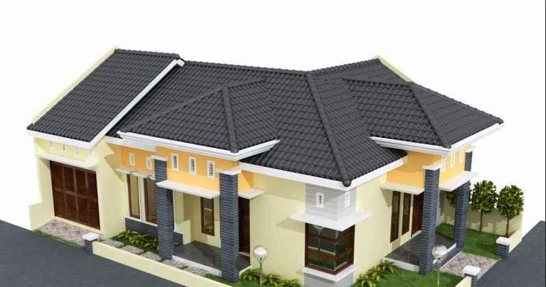 98 Contoh Foto Elegant Rumah Minimalis Atap Bapang Desaineropa Desainrumahminimalis Rumah Minimalis Rumah Atap