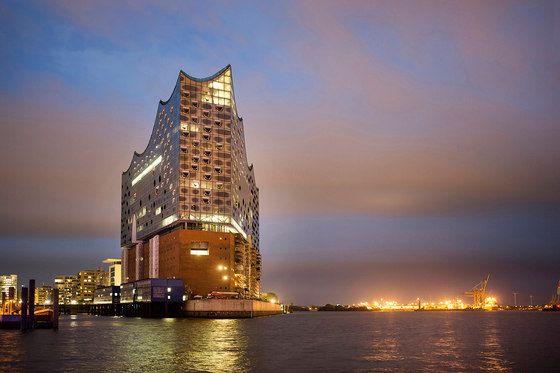 The Elbphilharmonie Hamburg With Images Concert Hall Elbphilharmonie Concert Hall Architect Magazine