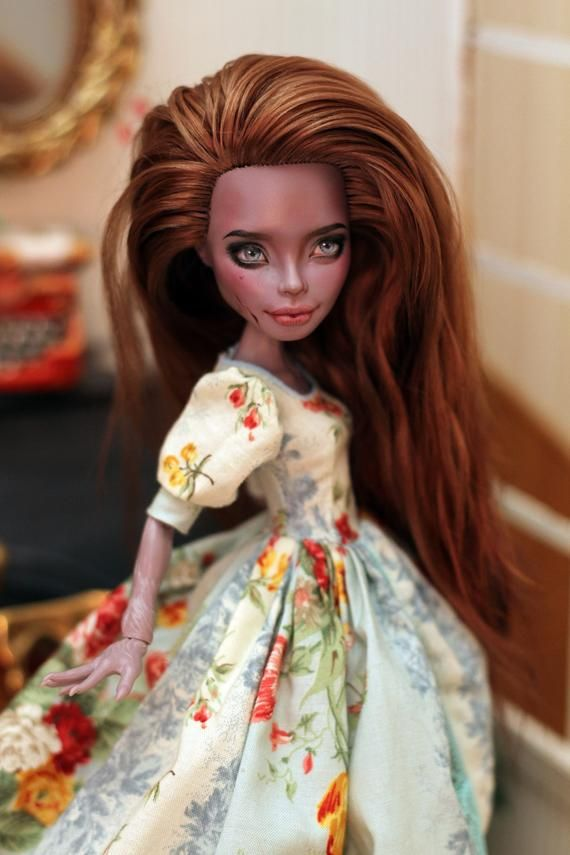 OOAK Monster High doll #ooakmonsterhigh