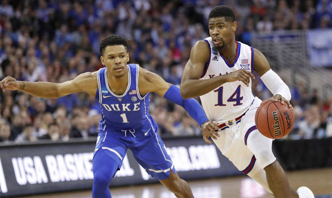 Kansas, Duke Lead 201819 NCAA Basketball Sales Ncaa
