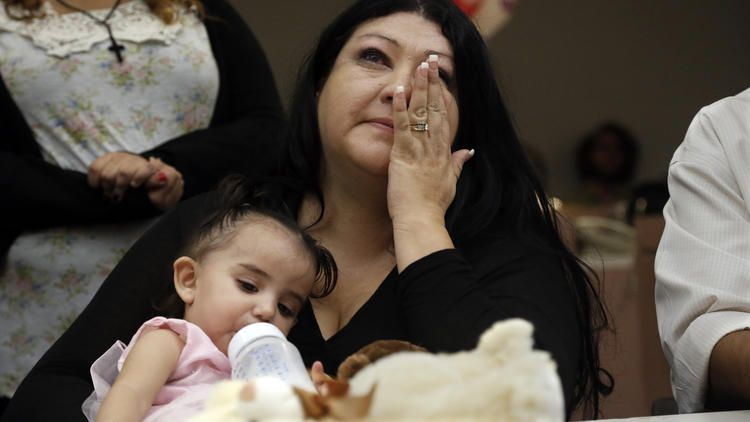 Families official for 200 la county children on