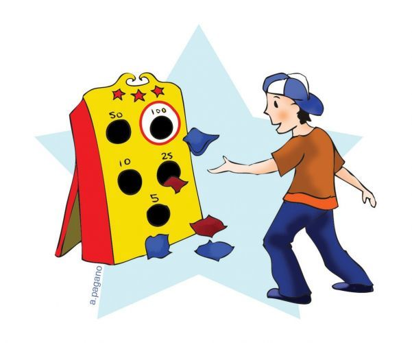 Miraculous Carnival Bean Bag Toss Image From The Pto Today Clip Art Bralicious Painted Fabric Chair Ideas Braliciousco