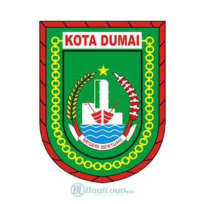 Kota Dumai Logo Vector In 2020 Vector Logo Dumai Kota