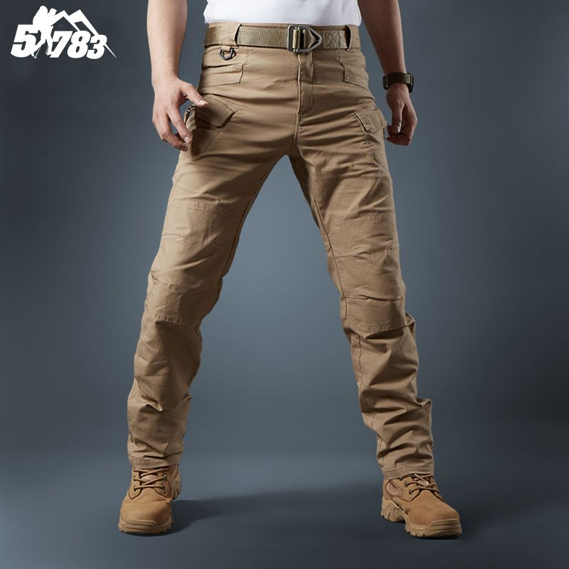 51783 Tactical Cargo Pants Trousers Combat Multi pockets