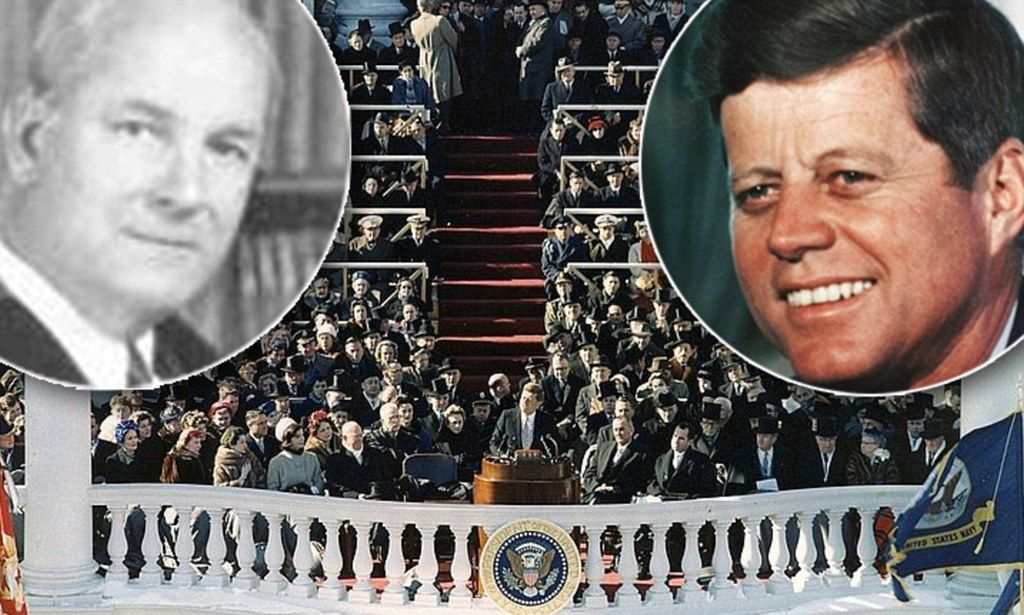 Revealed: How JFK stole his 'ask not what your country can do' speech from his old headmaster